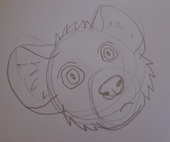 WD Little Head Shot Doodles 3 of 4 by The-Smile-Giver