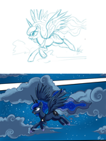 Luna Preview by Crystal-Secret
