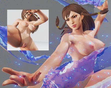 Nude Chun (MM compatible) by Pliberty