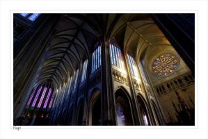 La Cathedrale II by supmaite
