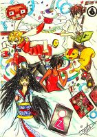 .: SUMMER WARS :. by ShyoriWolf