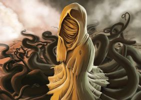 Hastur by Nuberoja