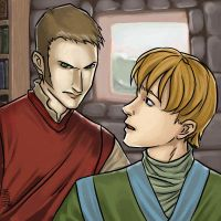 Rik and Tory by emperial