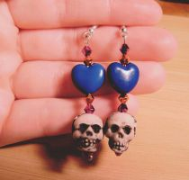 Blue Heart 2 by Ms-Mordant