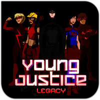 Young Justice Legacy by griddark