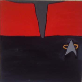 Star Trek Voyager - Janeway Crest by RaimiFilmProductions