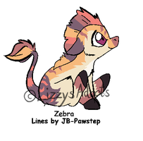 custom for JB-Pawstep by LizzysAdopts