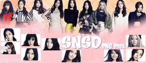 SNSD PNG Pack by angelchristina by angelchristina