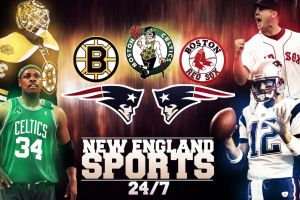 New England Sports BG by rjartwork