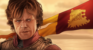 Tyrion Lannister by mart-art