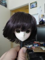 Dollfie dream ddh-02 head face up finished by tanukikeiko