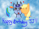 Happy Birthday JJ by MegumiTierana
