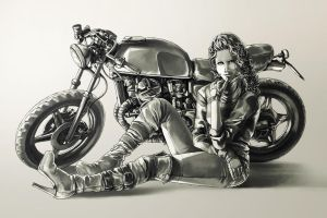 CX-500 by c85