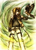 Ares The Hawkeye by Fortranica