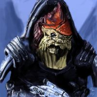 Wrex by vegas9879