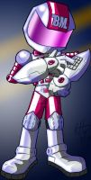 Blaster Master pushing buttons by oatmealzombies