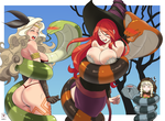 Dragon's Crown, Snake Problems by Kawa-V