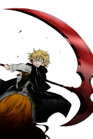 Pandora hearts Oz  retrace 44 by minachii