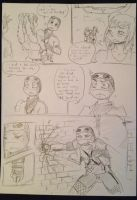 Tmnt Fallen comic - page 95 photo preview by JayJayRey