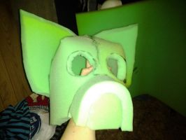My fursuit head 2.0 by BREAD-the-PIRATE
