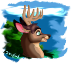 Deer Thingy by Swagliad