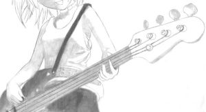 Bass Girl by SIobber