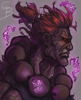 Akuma by TheAverage