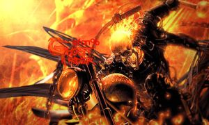 Ghost Rider by efan96