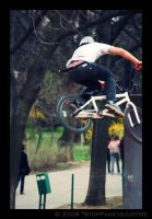 360 with big air by StopPanic by Gravity-Killz