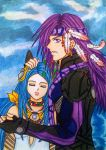 Caius x Yeul : I cannot bear this... by dagga19