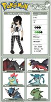 Trainer card by Glowzor