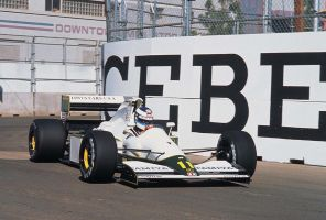 Mika Hakkinen (United States 1991) by F1-history