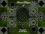 Islamic Brushes'Geometric' by fufu87