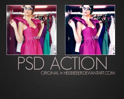 Action PSD25 by Heisbieber