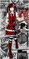 Lolita: Punk-style by DinDeen
