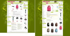 Freestylesport shop by Tydlinka
