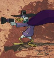 DARKWING DUCK by g67