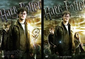 Which one Deathly Hallows Cover are your favorite? by HogwartSite