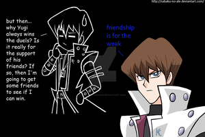 YGO: Inners: Kaiba by The-PirateQueen