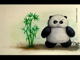Extreme Panda Anger by DonBranZ
