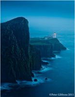Neist Point Lighthouse by Photo-Joker