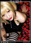 Misa Amane - The Second Kira by Redustrial-Ruin