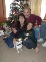 My Family (Christmas 2011) by blackyball22