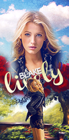 Blake Lively by rousvisuals