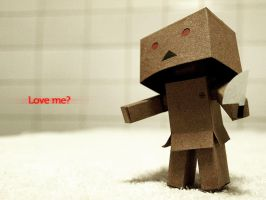 Love Me. Please? by ShynL