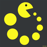 Pacman the Ouroboros by P3T3B3