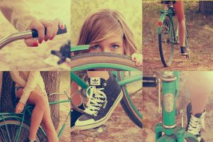 Bicycle by NastiaLee