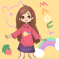 Mabel Pines by yachumichan77