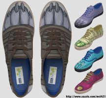 Zazzle Shoes by mct421
