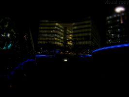 Blue Artery by visualirony